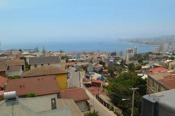 Selline näeb välja Lofts Magnolio Cerro Alegre, Valparaiso