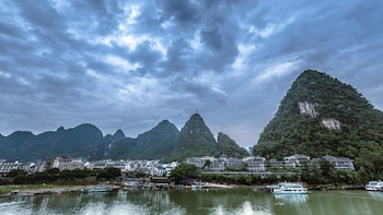 Picture of Sea Lily Yangshuo Riverside Resort in Guilin