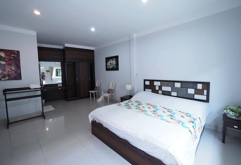 景法尼弗酒店, 華欣, 高級雙人房, 客房