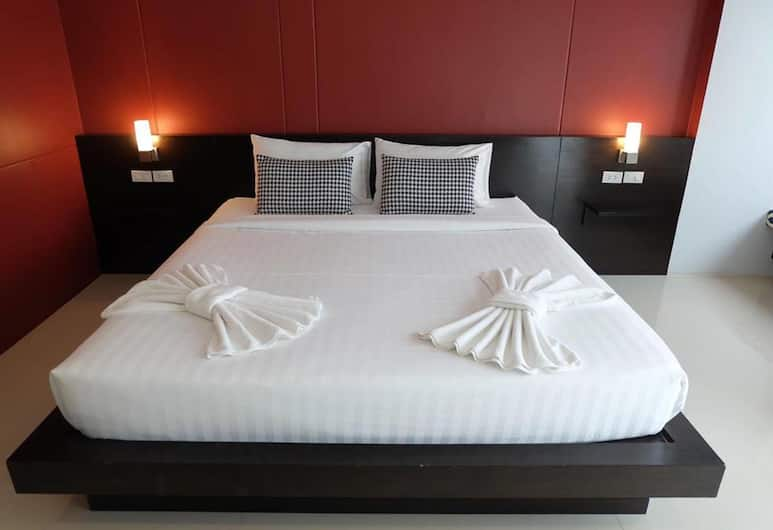 Phuket Airport Place, Mai Khao, Deluxe Double Room, Guest Room