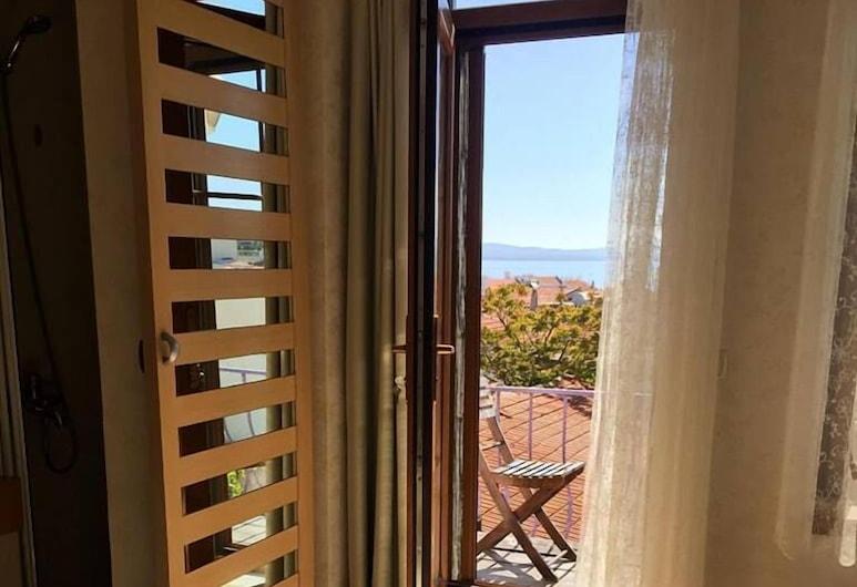 Hotel Katina, Bozcaada, Classic-Doppelzimmer, Balkon, Meerblick, Zimmer