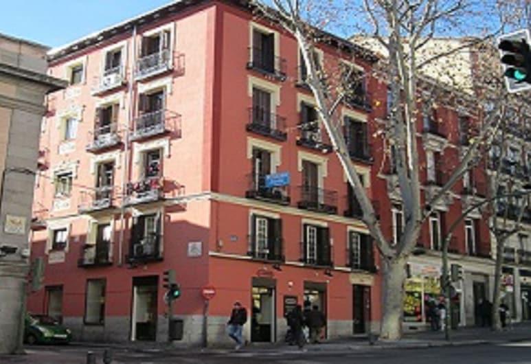Pensión Mollo, Madrid, Facciata hotel