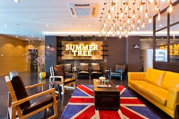 Picture of Summer Tree Hotel Penang in Penang