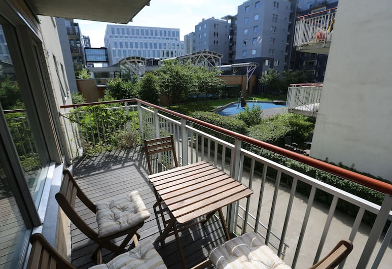 Sonderland Apartments - Platous gate 29, Oslo, Leilighet – city, 3 soverom, kjøkken, Balkong