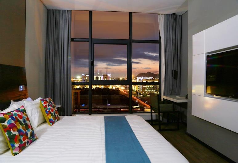 Room 50 Two, Gaborone, Chambre Standard, 1 grand lit, non-fumeurs, Chambre