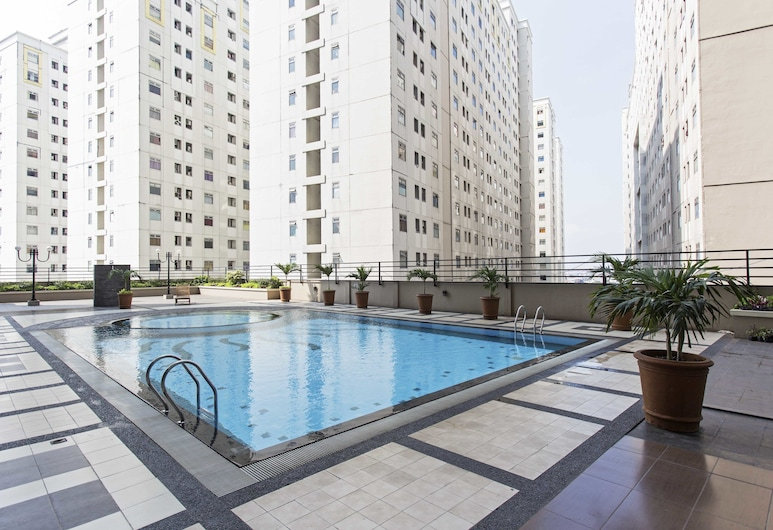 RedDoorz Apartment @ Pegangsaan Kelapa Gading 3, ג'קרטה