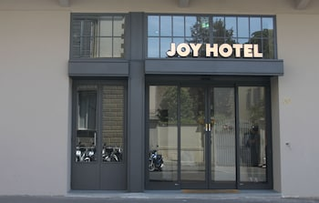 Mynd af c-hotels Joy í Flórens