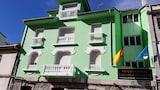 Hotellid Belmonte de Miranda linnas,Belmonte de Miranda majutus,On-line hotellibroneeringud Belmonte de Miranda linnas