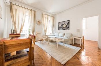 Selline näeb välja Apartamentos Madrid Centro W Coloreros, Madrid