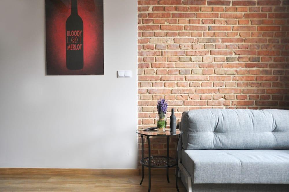 Superior Apartment (Double Merlot) - Bilik Rehat