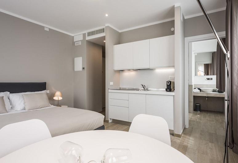 MYSWEETPLACE - Largo Europa Apartments, Padova, Standardní studio, Pokoj