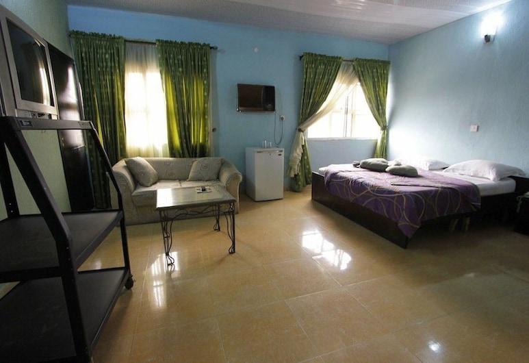 席爾瓦林克飯店, 拉各斯, Silver Suite , 客房