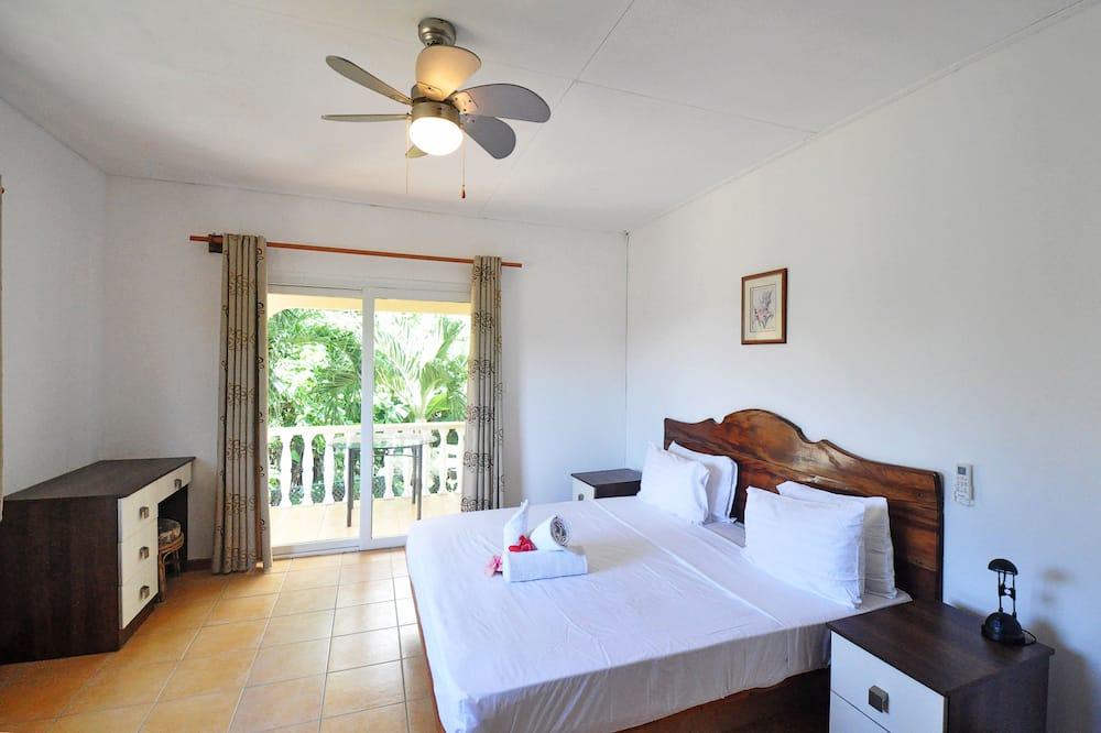 شقة عادية - ٣ غرف نوم - الغرفة