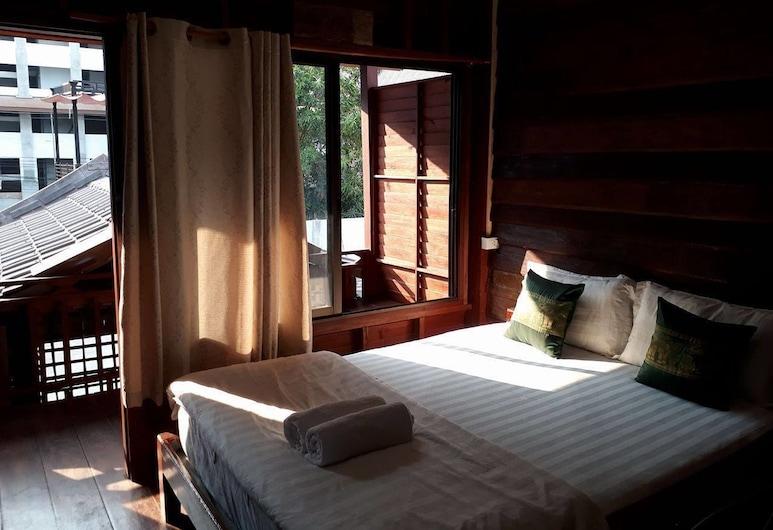 Phubarn Inn, Vang Vieng, Standard Single, Guest Room