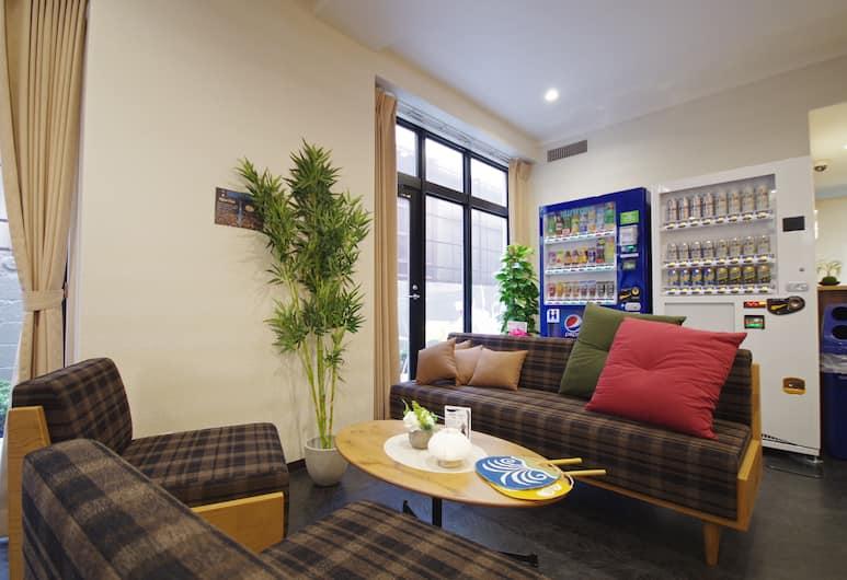 Oak Hostel Sakura, Tokyo, Lobby Lounge