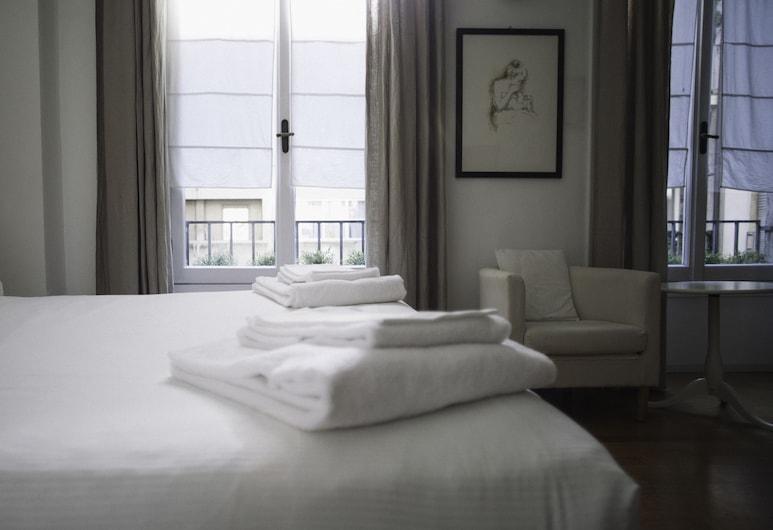 Italianway   - San Barnaba, Milaan, Appartement, 1 slaapkamer, Kamer