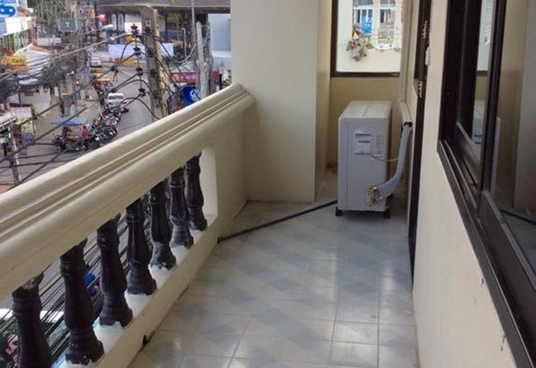 里尼青年旅舍, 蘇梅島, 陽台