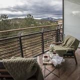 Deluxe Double room with Terrace - Δωμάτιο επισκεπτών