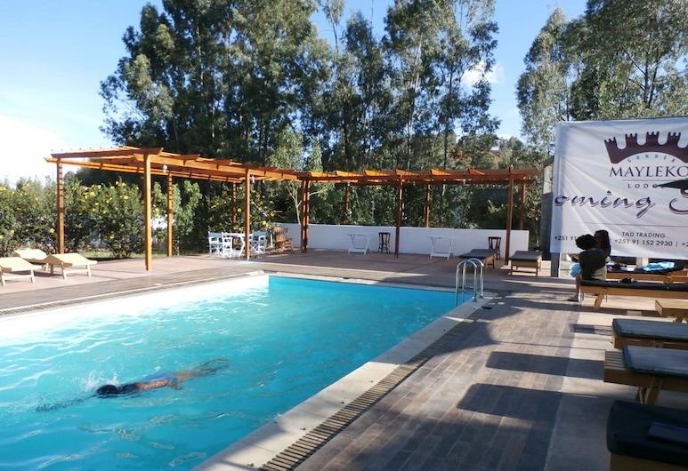 Mayleko Lodge, Gondar, Außenpool