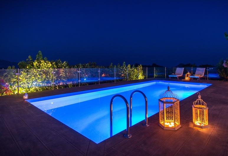 Villa Natura, Zante, Piscina all'aperto