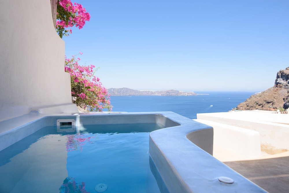 Santorini Cliff Hotels Rouydadnews Info