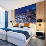 Pagerinto tipo kambarys, 2 viengulės lovos - Svečių kambarys