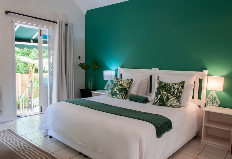 Rustic Manor Bed And Breakfast, Cape Town, Rom – comfort, 1 soverom, Gjesterom