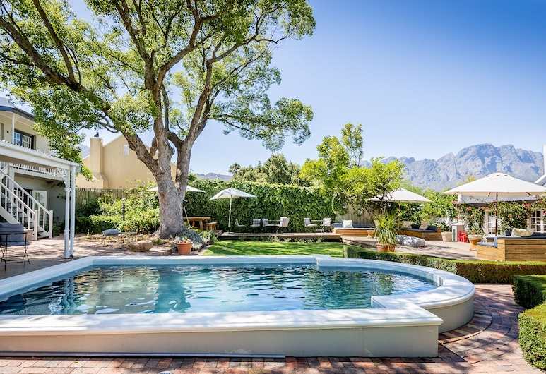 Macaron Boutique Guest House, Franschhoek, Outdoor Pool