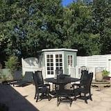 Dvojlôžková izba typu Deluxe - Výhľad na záhradu