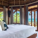 Oceanfront House Casa Ganesh upto 8 people included in the rate - Номер