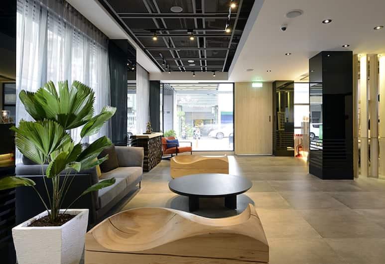 Hommie Inn, Taichung, Lobby