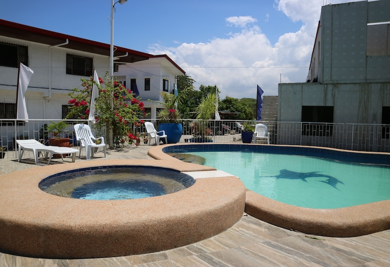 The Blue Marlin Beach Resort, San Fernando, Piscina Exterior