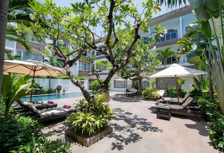 峴港市格蘭德里奧飯店 - 露櫻飯店集團, 峴港, 游泳池