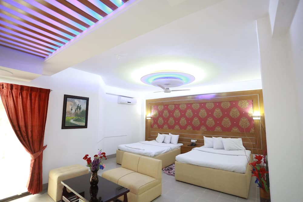 Family Suite - Guest Room