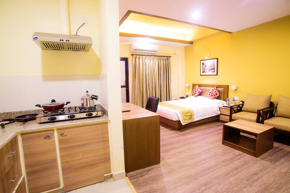 Jasmine Apartment Hotel Kathmandu