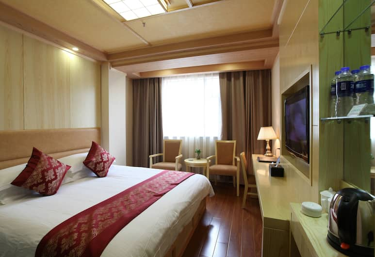 Hao Du Hotel, Shanghai, Double Room, Guest Room