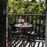 Suite Deluxe, 1 letto king, balcone - Balcone