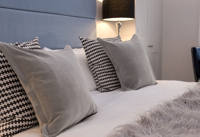 The Lane Hotel, Edinburgh, Luxury Double or Twin Room, Ensuite, Guest Room