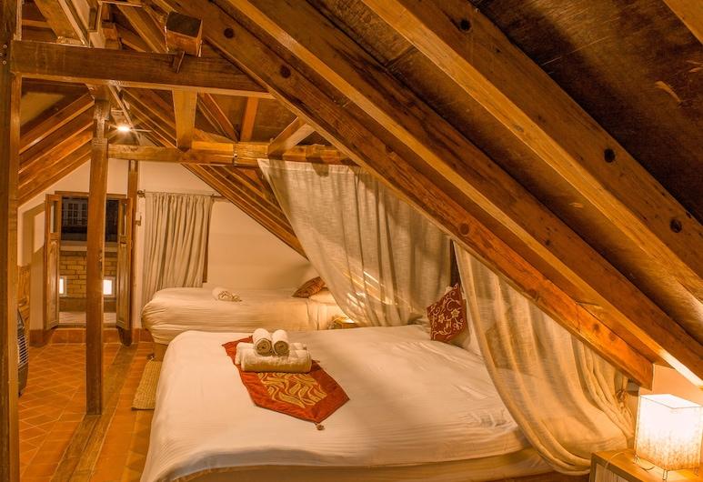 傳承精品酒店, 勒利德布爾, 傳統客房, 露台, 庭園景, 客房