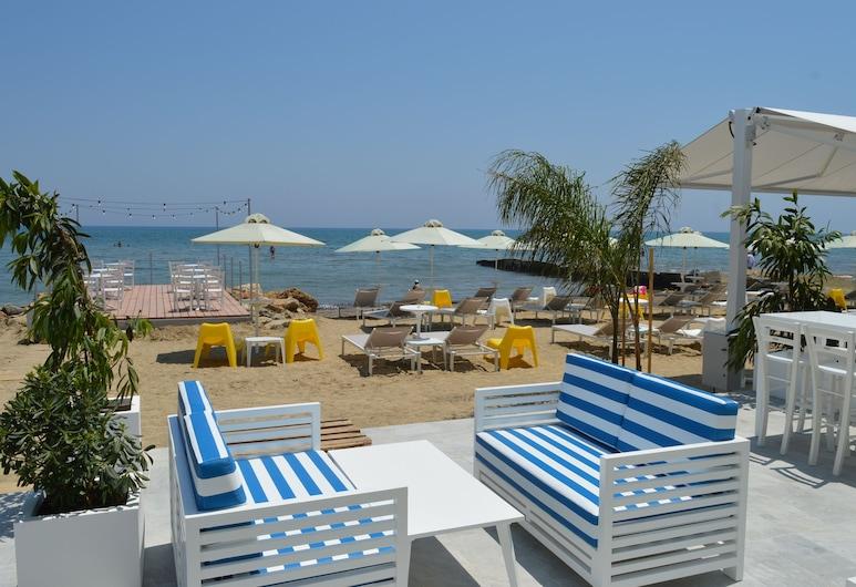Island Boutique Hotel, Larnaka, Solārijs