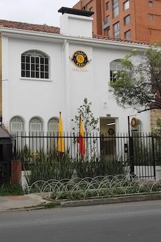 Obrázek hotelu Casa Hotel Boyaca Real ve městě Bogota