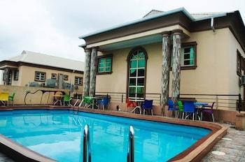 拉各斯舒格蘭套房飯店的相片