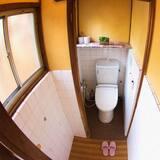 Comfort Ev, 1 Yatak Odası, Mutfak, Bahçe Manzaralı - Banyo