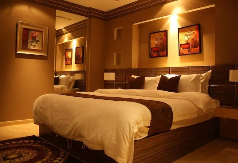 Almuhaidb Residence Almalaz, Riyadh, Double Room, Room