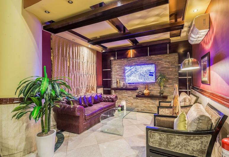 Neyara Almalaz 5, Riyadh, Lounge i lobbyn