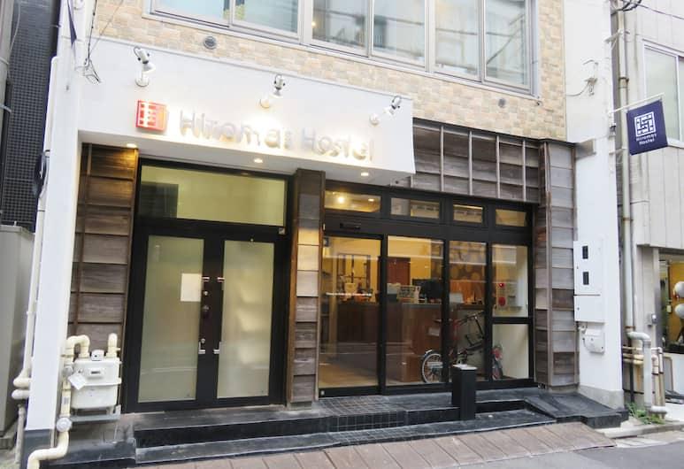 Hiromas Hostel in Kanda, Tokió