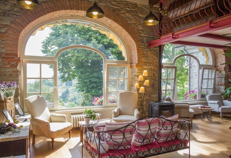 Costa dei Platani - Wine & Relax - Guests and Family House, Acqui Terme, Sala de Estar do Lobby