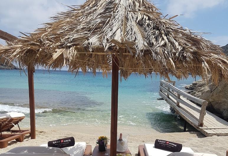 Hotel Anastasia Village, Μύκονος, Παραλία