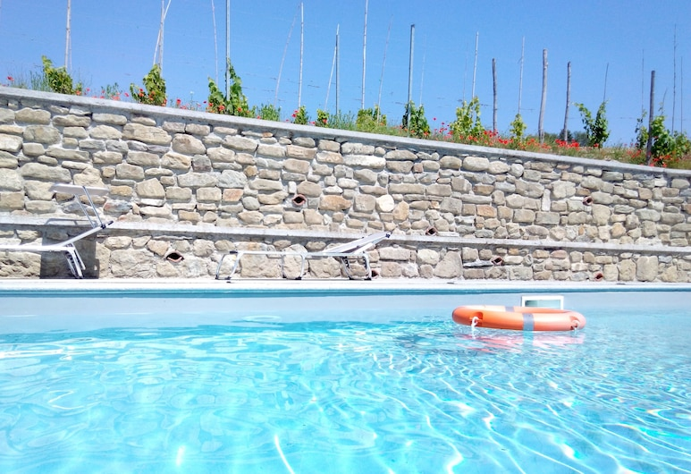 Villa Cheti, Spigno Monferrato, Outdoor Pool