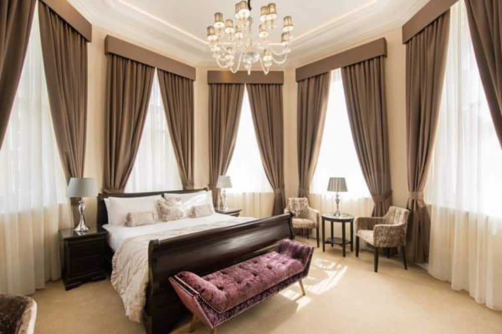 Rom – superior (Lansbury Octagonal Tower Room) - Gjesterom